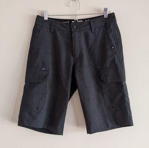 Fox | men's charcoal gray shorts